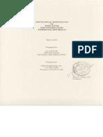 Basin Engineering Report 2408 Catalina Court