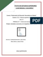 Argentina y las clases populares