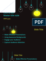 160293 Lamps Template 16x9