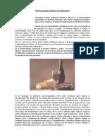 Biotecnología Clásica o Tradicional 1º Parte