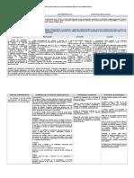 A.- Planificación Didáctica