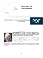 December 2009 White Tailed Kite Newsletter, Altacal Audubon Society