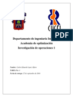 Resumen Introduccion Ala Investigacion de Operaciones