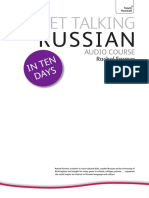 Get Talking Russian Coursebook
