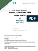Siemens test