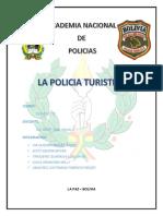 Policia Turistica Segundo Semestre