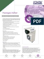 Roxar 01 - Flaregas Meter