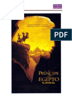 El Principe de Egipto el musical