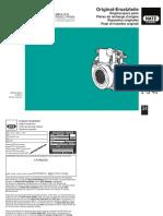 HATZ 2G40 Diesel SP_parte y Piezas