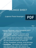 AKM1 2.Balance Sheet