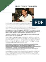 A Tugas Kwu Fahad Ahmad
