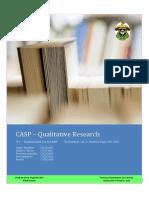 CASP Qualitative Presentasi PDF