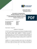 Decision CPC 43_2013