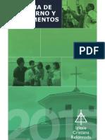 Church Order Spanish