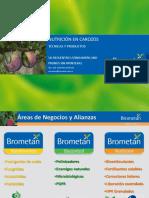 Presentación Nutrición Frutales de Carozo Brometan