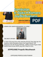TERBUKTI!! WA 0896-7100-0771 | Joypolinse Jawa Timur, Bisnis Joypolinse