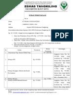 Surat Pernyataan JKN MEI 2014