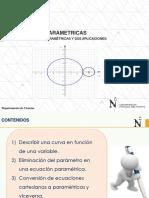 MB 11 Curvas Paramétricas