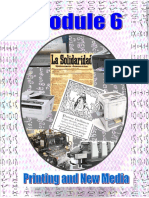 GRADE 7 Art LM (Q3Module6)Printmaking& New Media