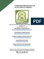 ADA#4  resumen e infografia, Valeria Ake