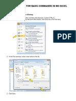 MS Excel Basic Command.pdf
