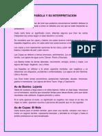 La Baraja Española y Su Interpretacio1