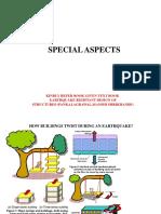 Lecture 4 Special Aspects Eg. Torsion Etc.