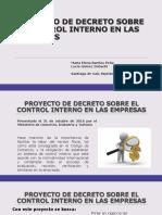 Proyecto Decreto Control Interno Empresas