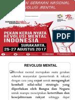 6. Pembinaan Gerakan Nasional Revolusi Mental