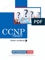 CCNP Troubleshooting