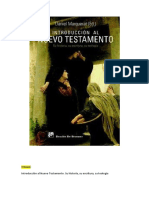 Daniel Marguerat-Introducción Al Nuevo Testamento (Sólo Presentación)
