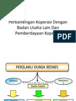 5. Perbandingan Dan Pemberdayaan Koperasi