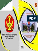 Cover Buku Panduan Akademik 2018