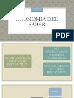 Economia Del Saber