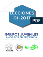 Lecciones 012017 Para Corregir