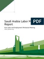 Saudi Arabia Labor Market Report G20