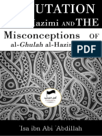 Refutation of Al Hazimi and the