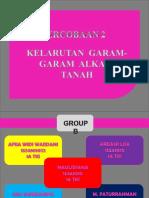 Seminar Group B