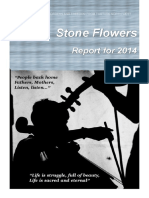 Stone Flowers Report 2014