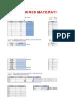 Funciones Matematicas Excel Basico