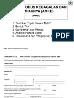 Studi Kasus IV - HFMEA New