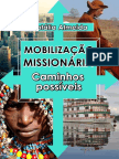 Mobilização Missionária Caminhos Possíveis - Natália Almeida