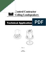 jbl ceiling speaker.pdf