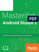 Mastering Android Studio 3