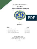 Akuntansi Sektor Publik Tugas Ke-6