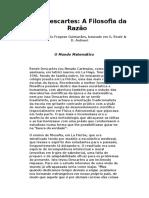 René Descartes - A filosofia da razão.doc