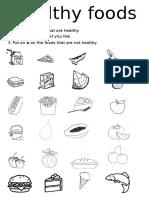 1353 Healthy Foods