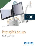 Manual_Arco_C__Philips_BV_Pulsera_Versão_2.3