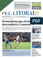 El Litoral Mañana 22-09-2018