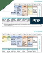 IELTS_6 Week Study Schedule